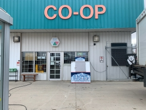 Co-op in Young, Saskatchewan