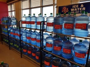 water at sobeys in south regina