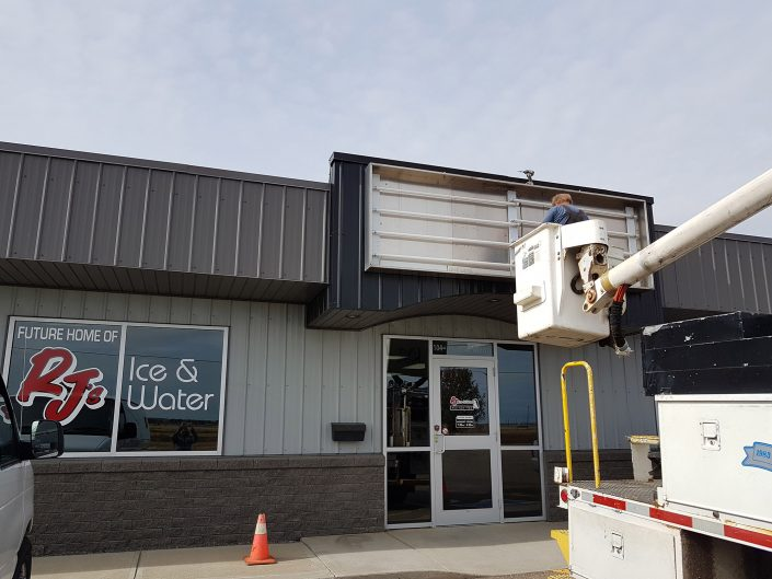 RJS ice and water new location medicine hat ab