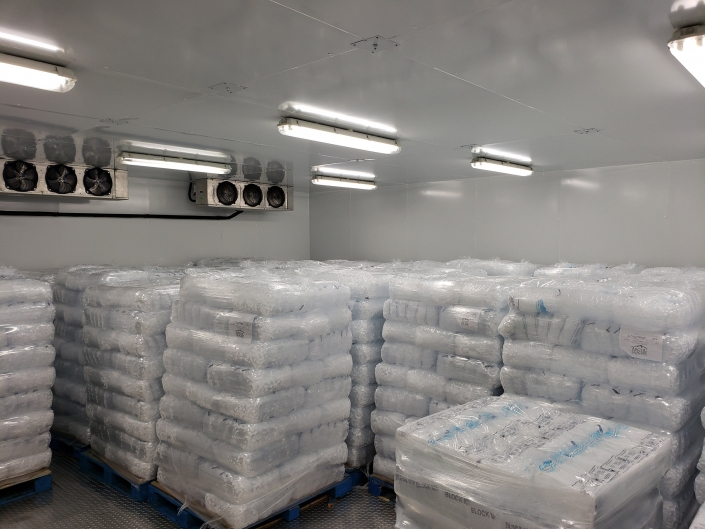 new freezer for ice in Medicine Hat