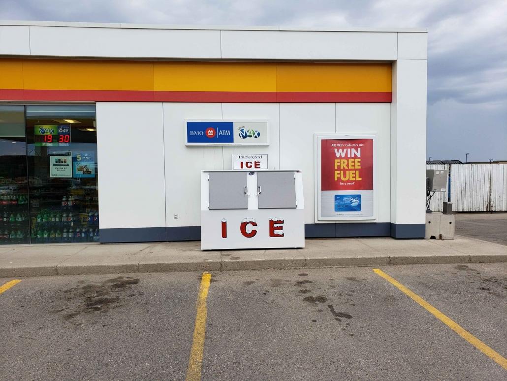 Ice In Saskatoon