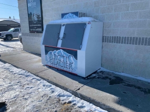 Ice delivered in saskatoon
