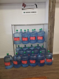get bottled water in Southey