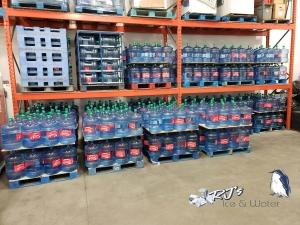 RJs bottled water in Regina