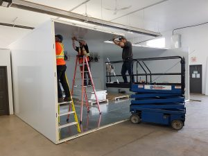 new freezer in Medicine hat RJs ice and water
