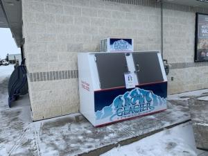 RJs Ice pickup in Saskatoon