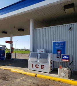 ice delivery in saskatoon rjs ice and water
